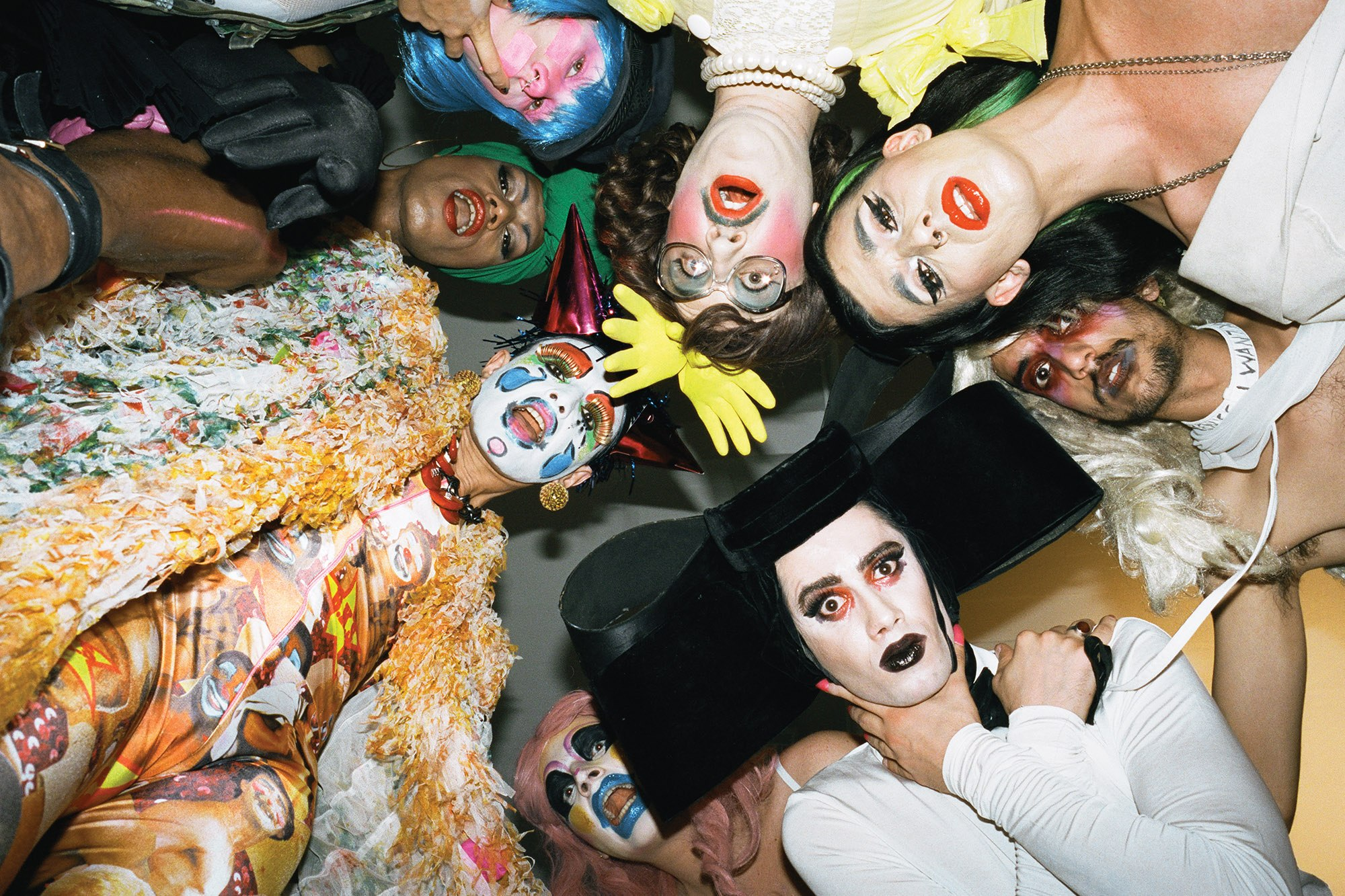 Crack Magazine - The Divine Queer Secrets of Berlin's Post-Drag Sisterhood