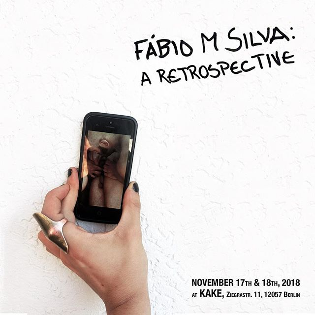 This weekend, our new venue KAKE will be hosting the first ever retrospective of artist Fábio M Silva's work, featuring live performances from the Housewives of our very own @weareallcollapsella 's 'Kunstwerk' EP - don't miss out this Saturday! #collapsella #fabiomsilva #kunstwerk #kunst #werk #bitch #performanceart #artiste