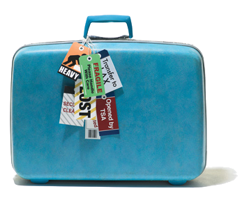 Luggage Storage - We also provide a safe space for all your luggage