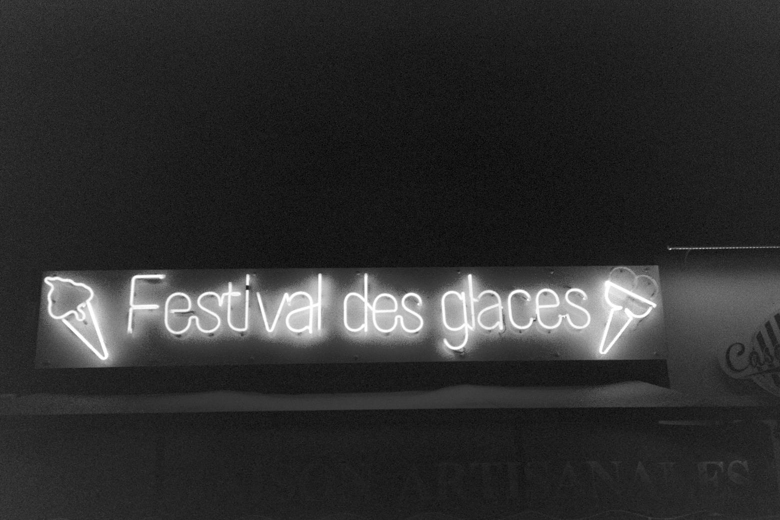 GLACE-FÄSCHT / Provence, August '19, 35 mm