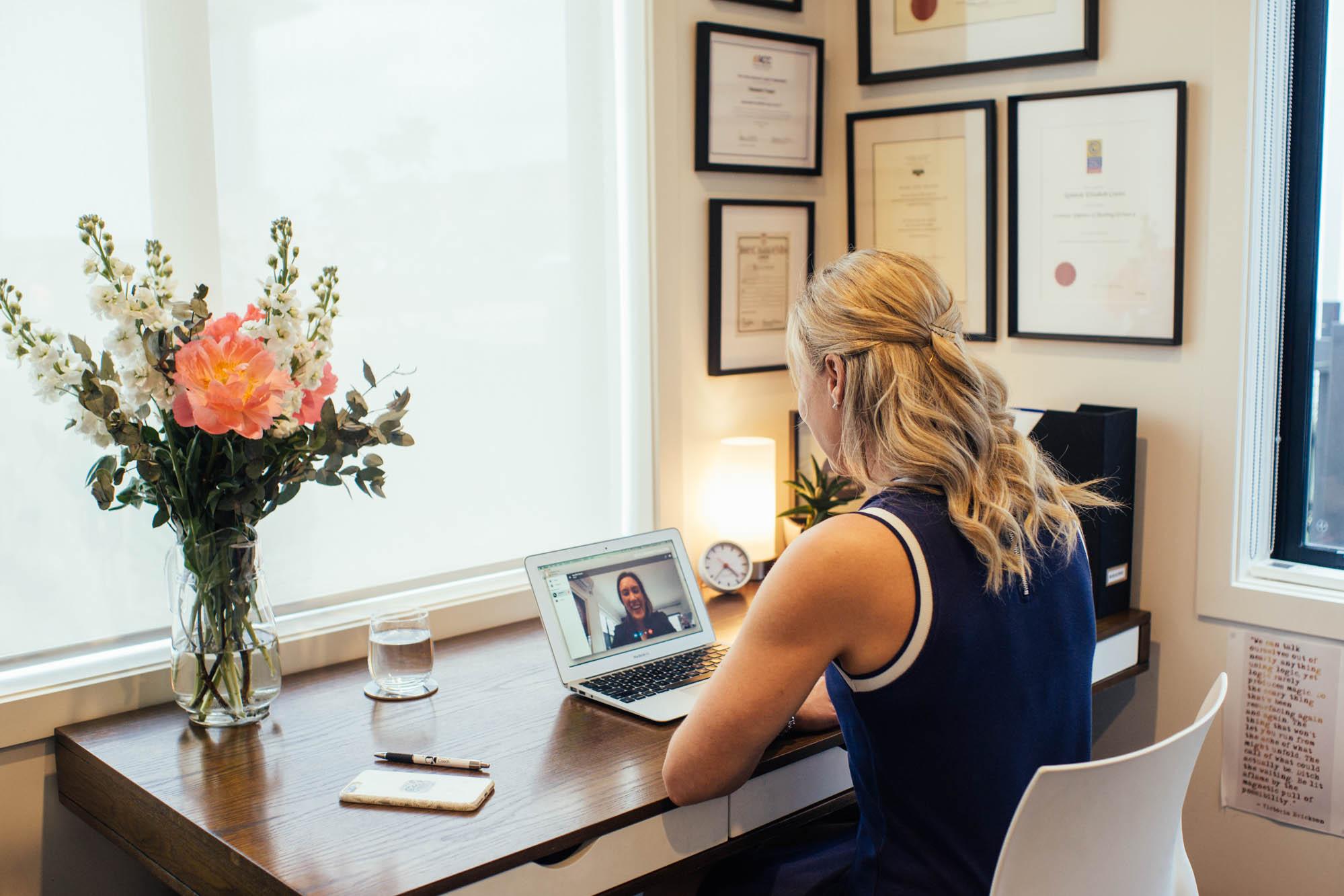 Virtual Coaching with Rebekah Fraser