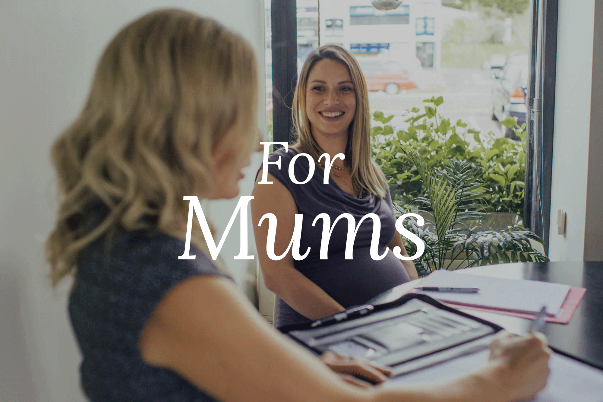 Coaching for mums