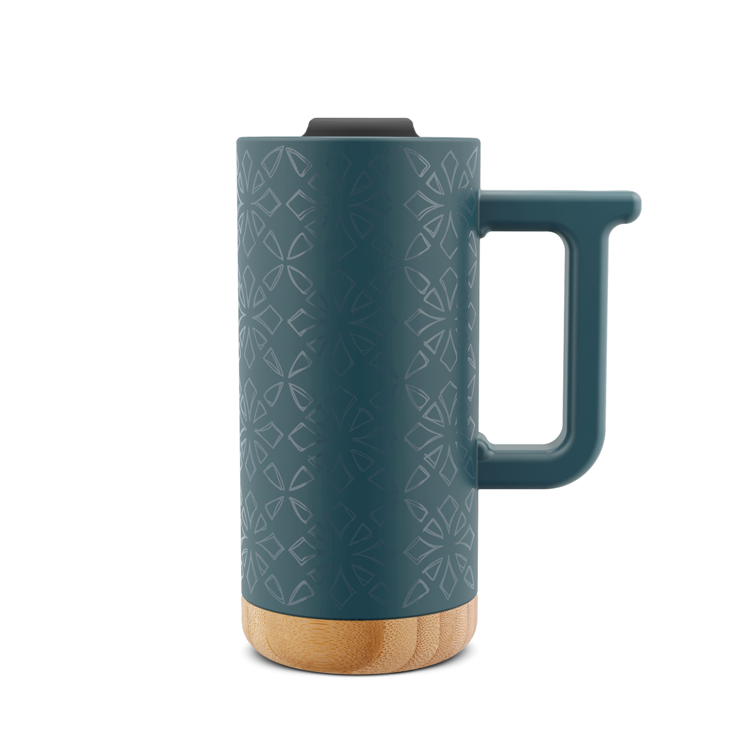 Aspen 16oz Ceramic Travel Mug