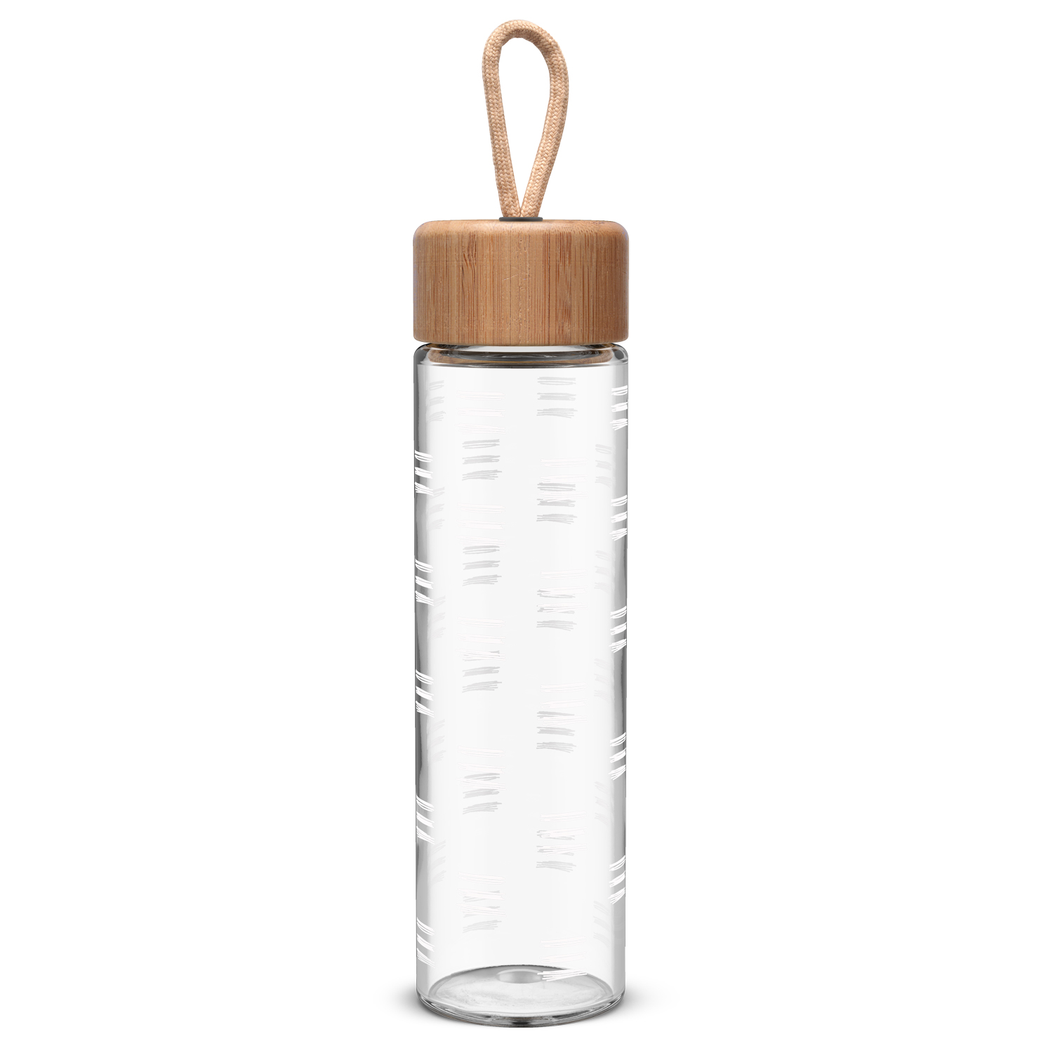 Thrive 20oz Glass Water Bottle