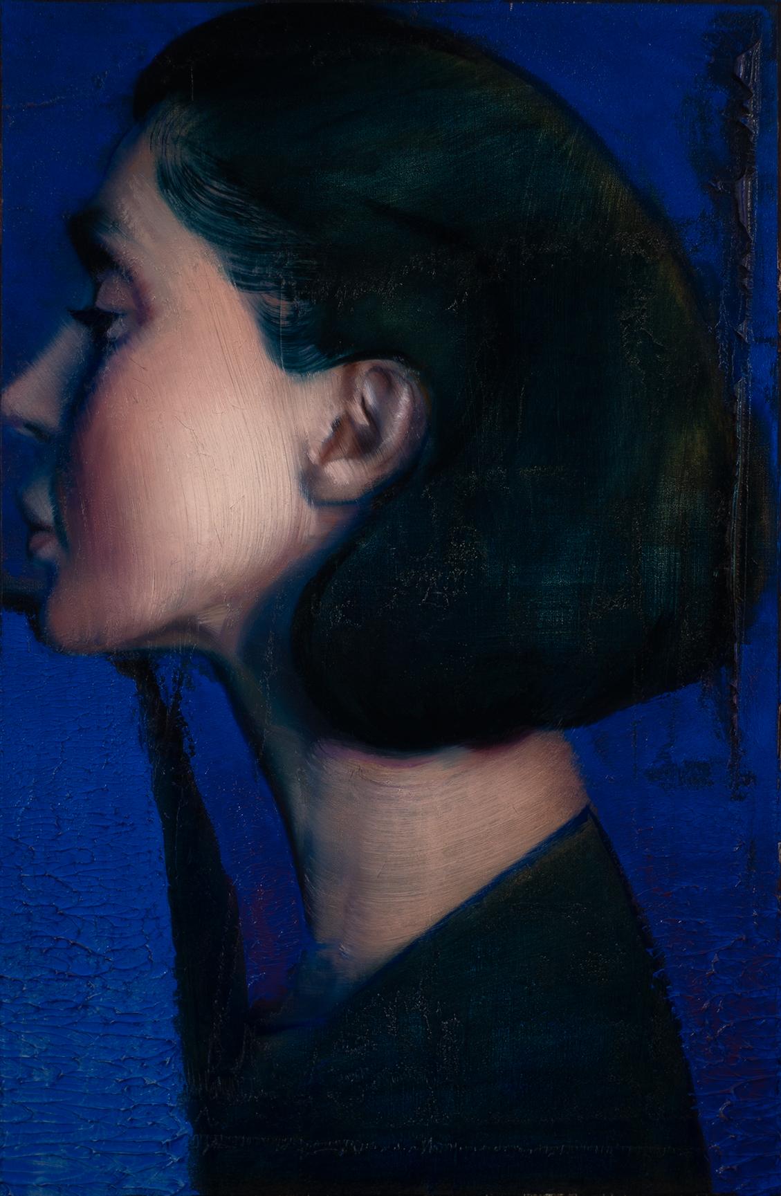 """Deep Blue, 23x15"""""""