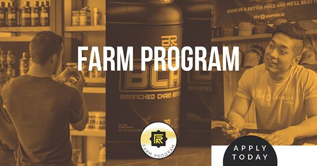 The most effective way to start your own store. ✅ No investment needed to join ✅ Earn money while in the program ✅ Build your team ✅ Join a culture of fitness-enthusiasts