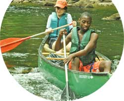 John's River Valley Camp - Etched into the foothills of North Carolina's Blue Ridge by a defining mountain stream, Johns River Valley Camp hosts an outdoor ministry site of the SOC.