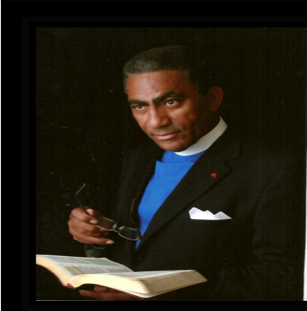 Rev. K. Ray Hill