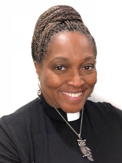 "Rev. Dr. Karen Georgia Thompson - The Rev. Dr. Karen Georgia Thompson serves as the Minister for Ecumenical and Interfaith Relations for the United Church of Christ. She is an inspiring preacher and teacher, sharing her skills and gifts in a variety of settings nationally and internationally. She is also a published writer and poet.As the Ecumenical and Interfaith Officer for the UCC, Rev. Thompson is responsible for nurturing and coordinating the ecumenical work of the UCC through involvement in the UCC's relationships, partnerships, councils of churches, theological dialogues and ecumenical initiatives. She represents the UCC in national and international ecumenical settings and advises the General Minister and President as well as other UCC leadership on ecumenical policy. She is the primary UCC representative to inter religious dialogues and has written extensively on multiple religious belonging. Her ministry is informed by her passion for racial justice and the elimination of racism. She is a strong proponent of human rights and provides leadership for the joint United Church of Canada and United Church of Christ committee working on the United Nations International Decade for People of African Descent (2015-2024).Prior to accepting the role as Minister for Ecumenical and Interfaith Relations, Rev. Thompson was the Minister for Racial Justice with Justice and Witness Ministries for the UCC with responsibilities for training, workshops and the UCC ""Sacred Conversations on Race."" Before joining the national staff, Karen Georgia served in the Florida Conference Pastor and on the Conference staff as Minister for Disaster Response and Recovery.Karen Georgia earned a BA from Brooklyn College in New York, a Masters in Public Administration from North Carolina Central University in Durham, NC, and a Masters of Divinity from Union Theological Seminary in New York. She earned her Doctorate in Ministry at Seattle University.Rev. Dr. Thompson is currently the nominee of the UCC Board of Directors to serve as the Associate General Minister for Global Engagement and Co-Executive for Global Ministries. Her election will take place at the 32nd General Synod, June 21-25, in Milwaukee, WI.Her first book of poetry Drums in Our Veinswill be published this summer."