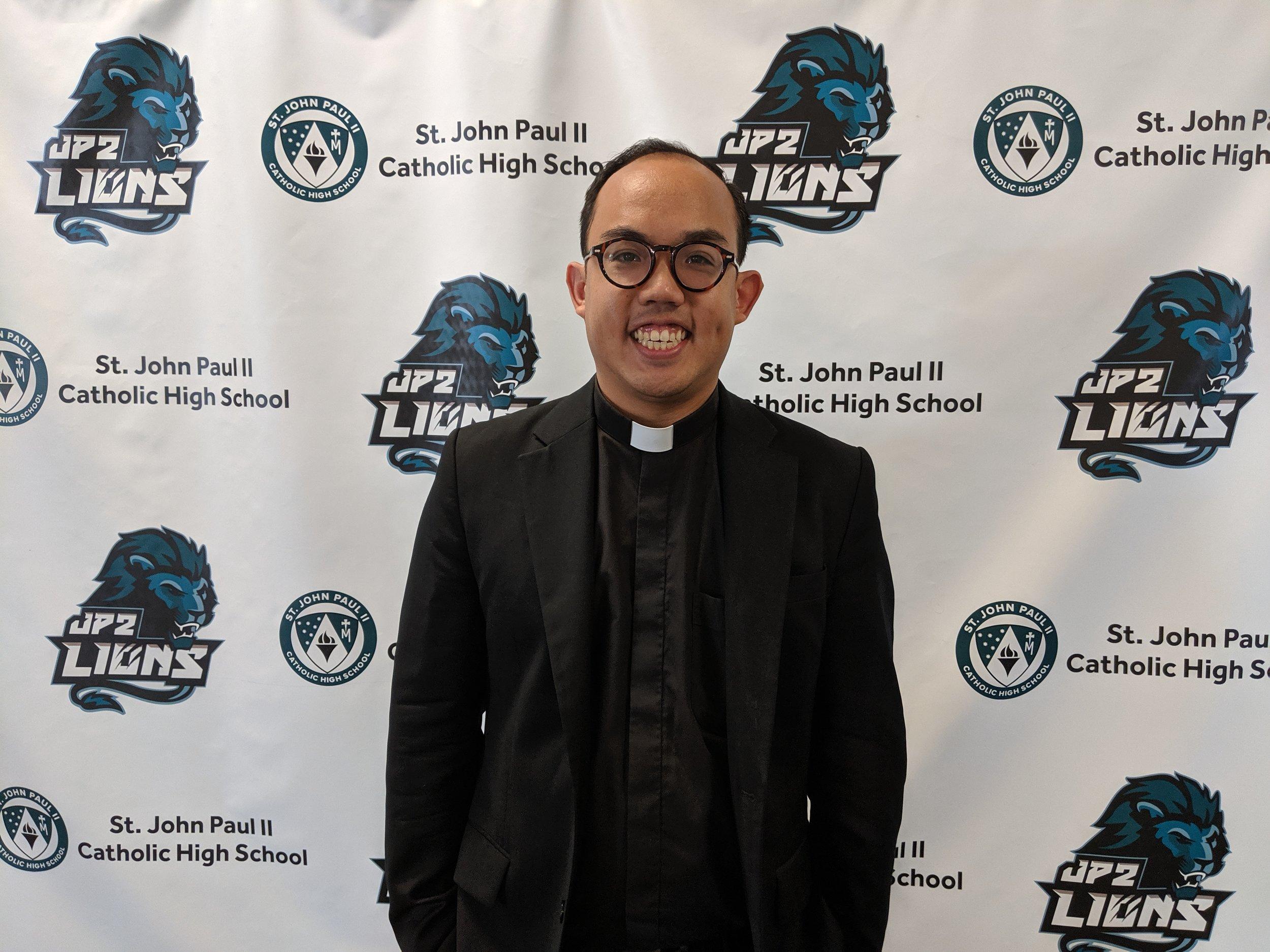 Fr. Vinhson Nguyen