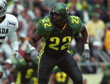 Rasuli Webster - - Position - DBCollege - OregonFootball Fact: Rasuli was a stalwart at Rover during the Duck's ascension in the early 2000's. He was a three year starter and played a key role in the team's run to the 2001 Fiesta Bowl, where he had over 50 tackles on the year.