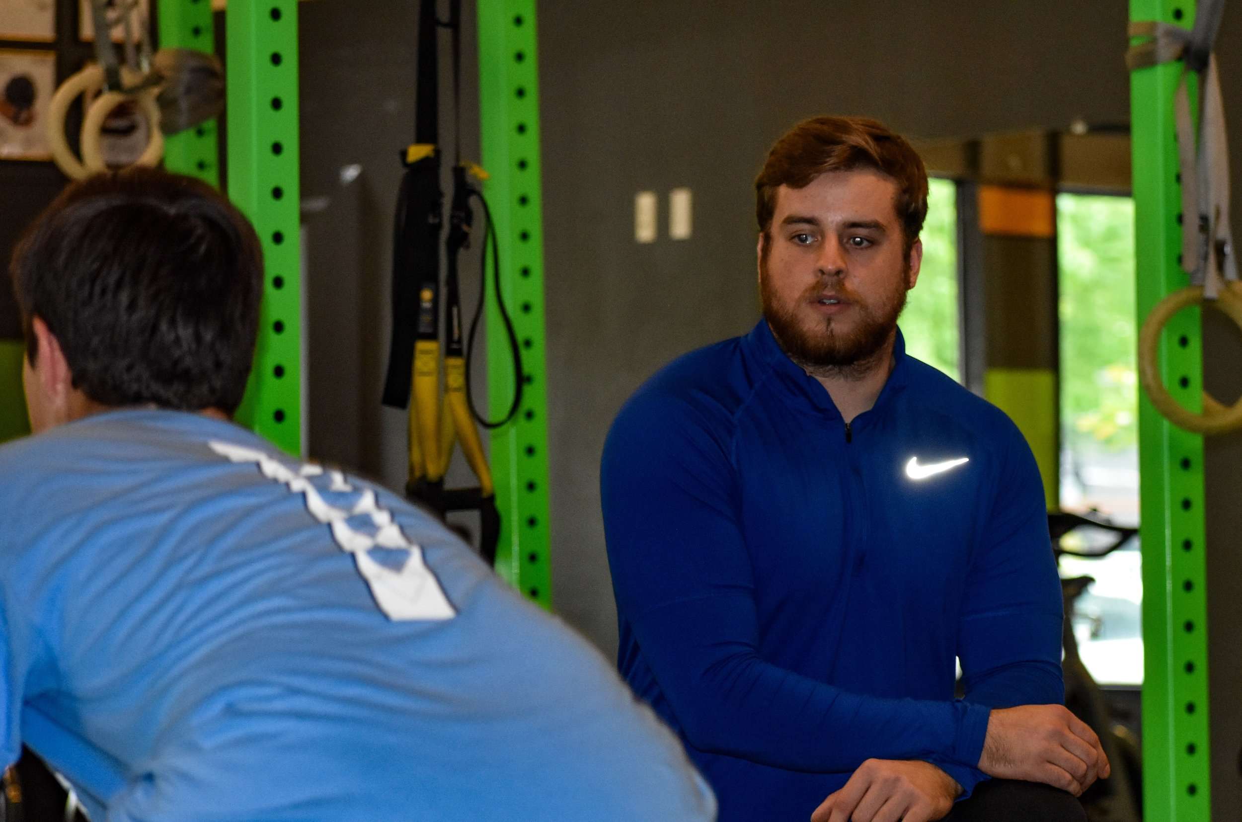 JAMES ANDREW   Head Sports Performance Coach – Westside Facility  Email - train@eforcesports.com   EDUCATION/CERIFICATIONS   Bachelors of Physical Activity and Fitness Studies – Linfield College  National Certification for Certified Personal Trainers – NCCPT  Certified ClinicalAthlete Weightlifting Certification – CCWC  AED / First AID / CPR   PLAYING EXPERINCE   Linfield College – Football  Powerlifting – State & Regional Champion   COACHING EXPERINCE    EForce 2018-Present   · Work closely with Sport Coaches, Physical Therapists and Sports Nutritionist to develop an integrated performance model for athlete development. Model built at elite level and scalable to all athletic levels.  · Provide daily specific training to the needs of youth, high school, and collegiate athletes through programming that focuses on long term athlete development.  · Designed transitional rehab workouts for return-to-play athletes.  · Gathered, analyzed, and interpreted performance data for local high school football teams  · Wrote individualized training programs to meet client needs  · Ran and managed sport performance group classes   24 Hour Fitness August 2018-March 2018   · Worked with various age populations  · Wrote individualized training programs to meet client needs  · Implemented monthly fitness tracking and goal setting plans for every client  · Ran and managed large group adult fitness classes   Linfield Home School P.E. February 2017-May 2017   · Ran and managed large group youth fitness classes  · Developed and Implemented Curriculum based on Long Term Athlete Model  · Utilized principles of skill acquisition to teach primary sports   Lakeridge High School 2014-Present   · Head Strength and Conditioning Coach for Lakeridge football program  · Offensive line coach freshman and varsity  · Youth Football Clinics for OL/DL