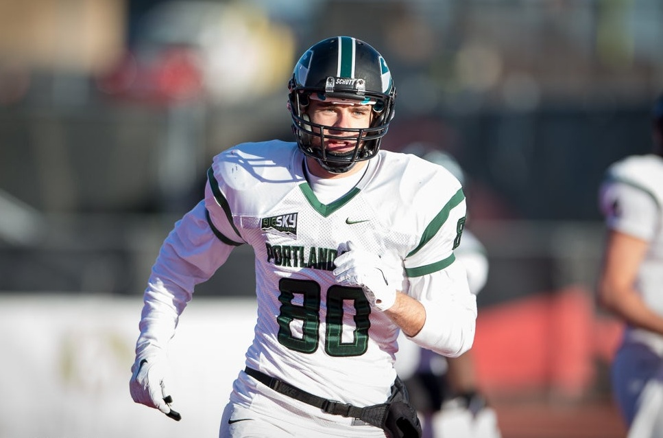 Trent Riley - Position - WRCollege - Portland StateFootball Fact: Trent signed with UNLV out of Mount Si High School before transferring to Portland St. where he was a 3-year starter. His senior year he had nearly 700 yards receiving and 5 touchdowns.