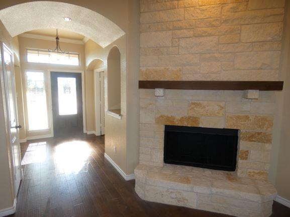 Fireplace 901 Ridge Drive .JPG