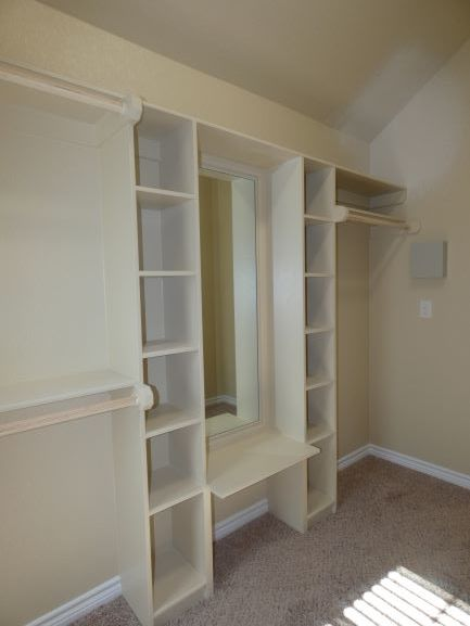 Master Closet Storage 901 Elk Ridge Drive.JPG