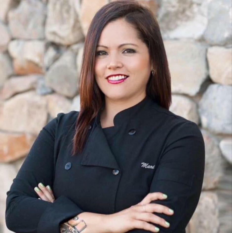 Chef Mari, Executive Chef and creator of  xumojuice.com