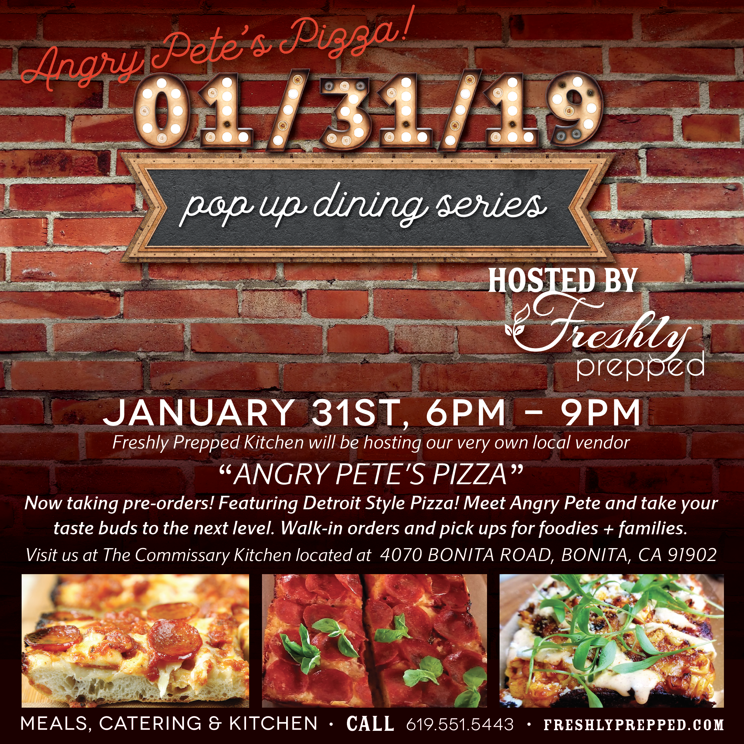 Angry Pete's Pizza