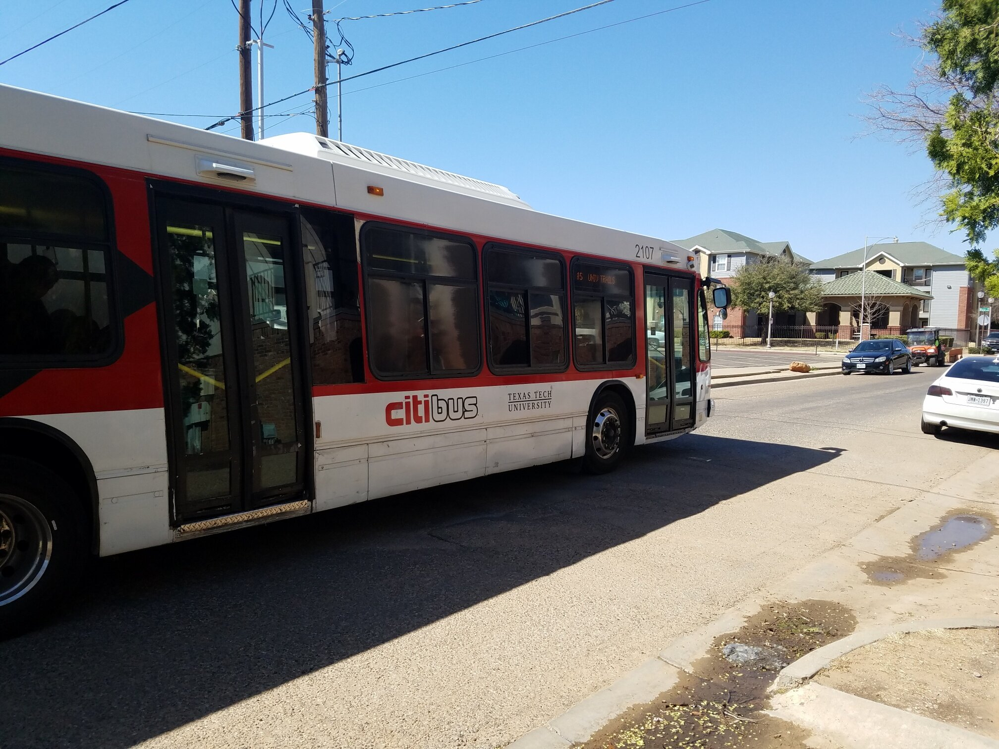Lubbock, TX - Citibus Comprehensive Operational AnalysisThe City of Lubbock/Citibus has started work on an important project called the Comprehensive Operational Analysis (COA) of its current local fixed-route bus, complementary paratransit services, and demand response services. This analysis will lead to recommendations for program and service design improvements for overall system efficiency and operational effectiveness.
