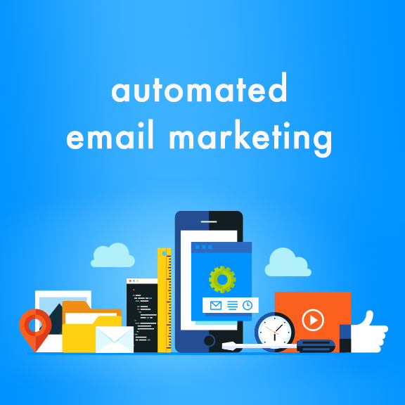 Automated Email Marketing - Well-coordinated email campaigns are the central ingredient to well-nurtured prospects and excited customers. The most effective campaigns are multi-touch, seen across various social platforms and email. This is not a new offering and therefore the key is your ability to differentiate your email campaign against all of your competitors. Using specialized tools, we can help orchestrate targeted email campaigns and automatic action based on customer interaction.
