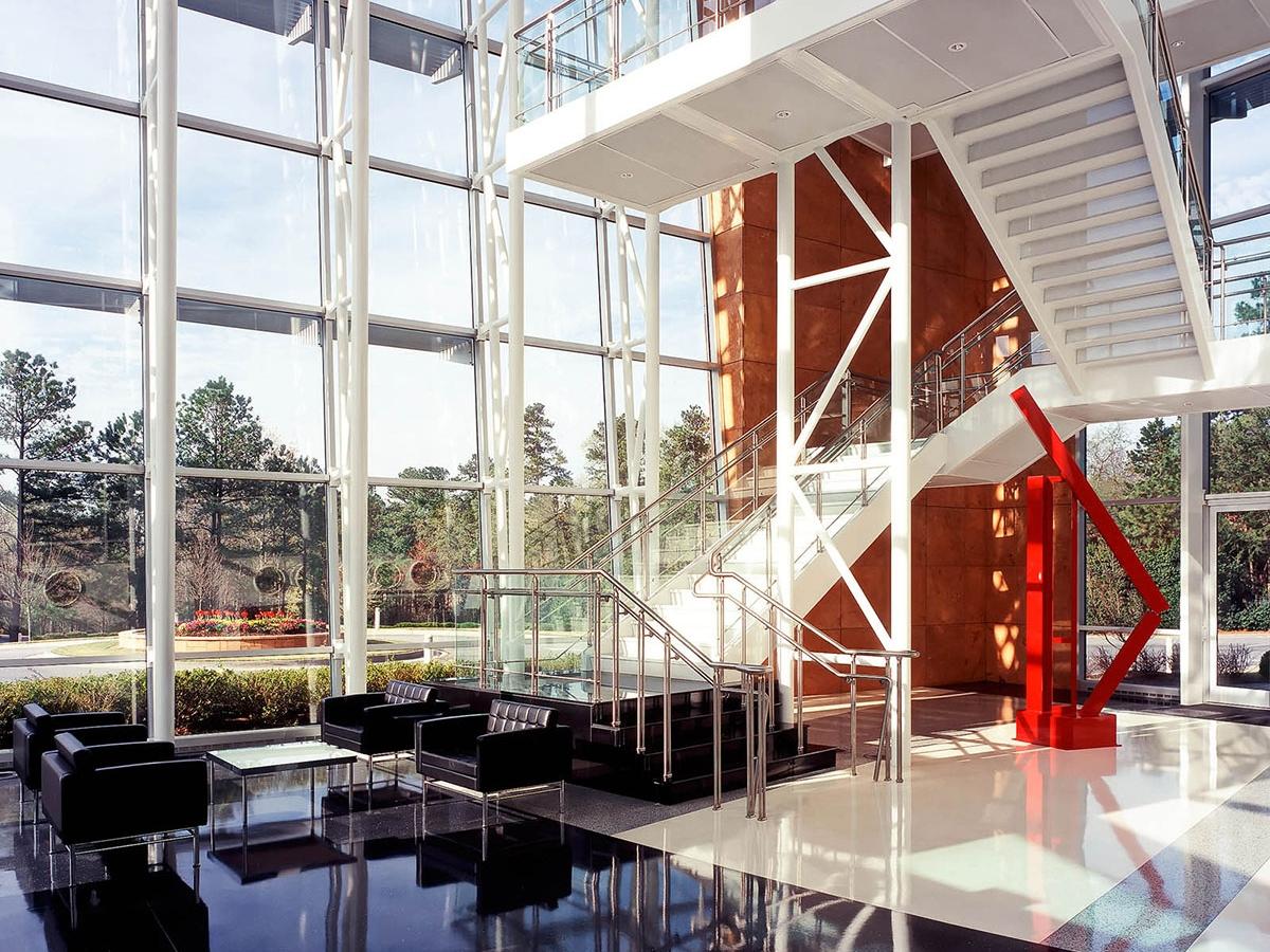 Byers Engineering Company</br><em>Atlanta, Georgia</em>|interiors