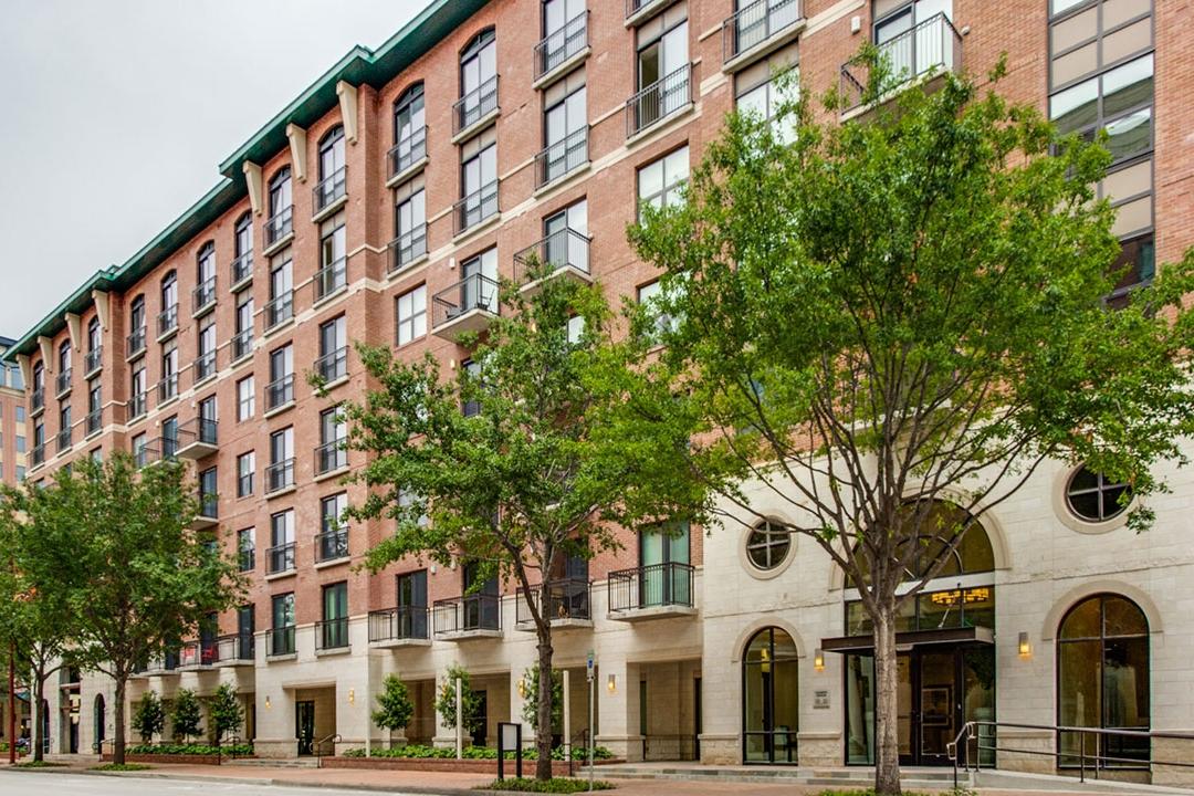 500 Crawford </br><em>Houston, Texas</em>|marketratehousing architecture