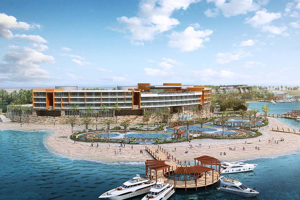 Islas del Mar</br><em>Puerto Penasco, Mexico</em>|hospitality architecture planning