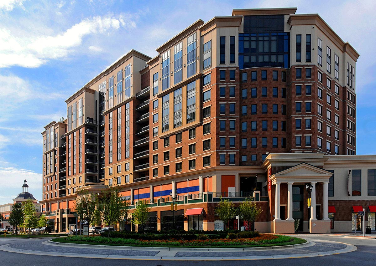Mariner Bay at Annapolis Towne Centre</br><em>Annapolis, Maryland</em>|marketratehousing mixeduse