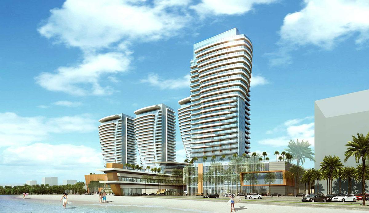 Mocambo Mixed-Use Hotel & Residences</br><em>Veracruz, Mexico</em>|featured hospitality mixeduse architecture