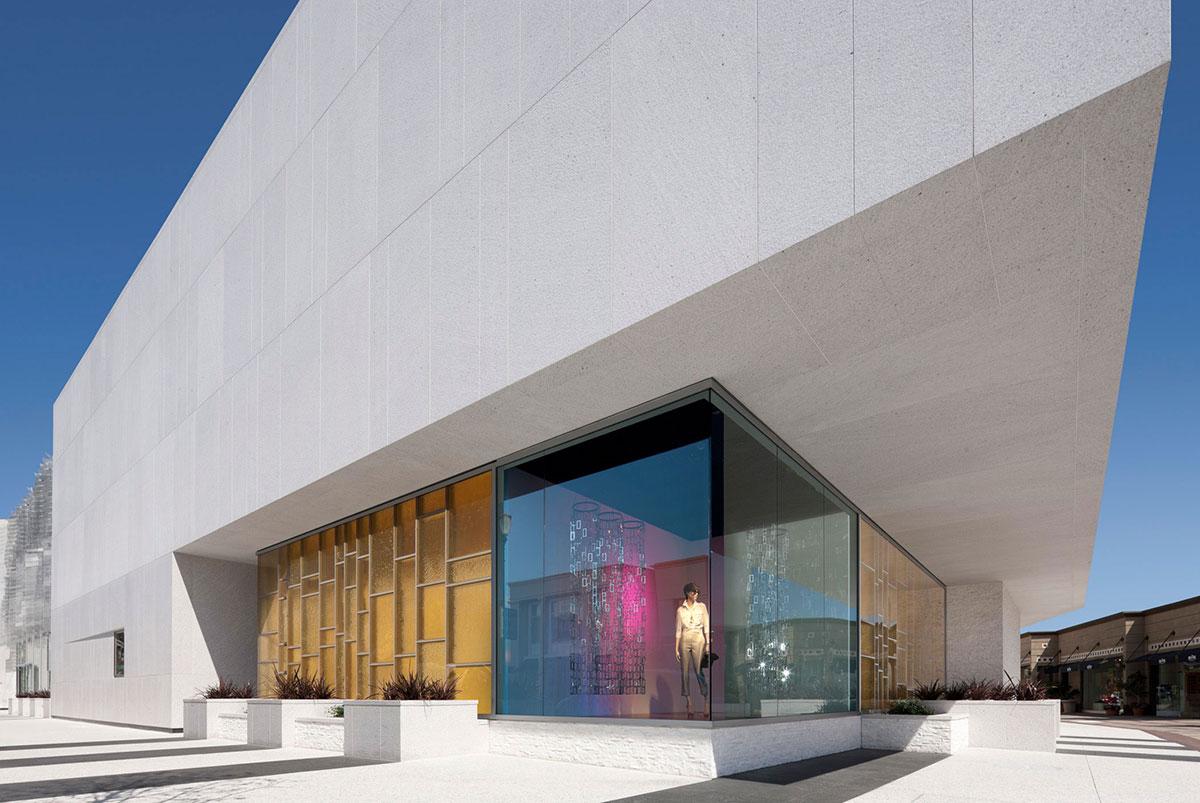 Neiman Marcus - Broadway Plaza</br><em>Walnut Creek, California</em>|featured mixeduse architecture