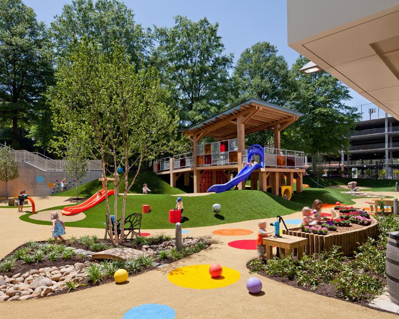 The Home Depot - Little Apron Academy</br><em>Smyrna, Georgia</em>|featured prek12 corporate landscapearchitecture