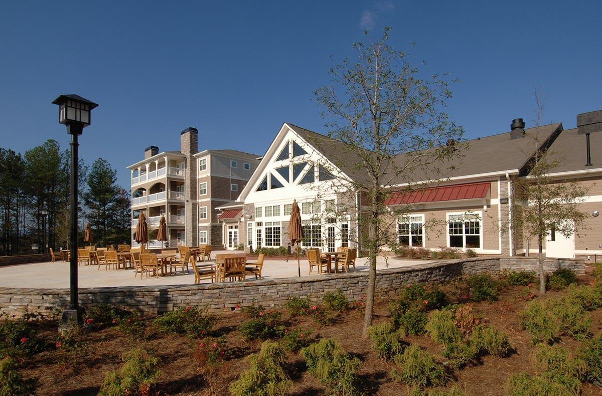 The Lodge at Bridgemill</br><em>Canton, Georgia</em>|seniorhousing