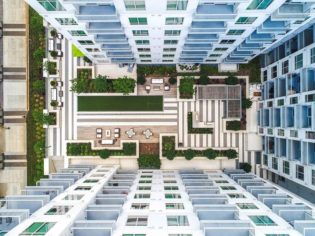TRACE Midtown</br><em>Atlanta, Georgia</em>|marketratehousing featured architecture landscapearchitecture