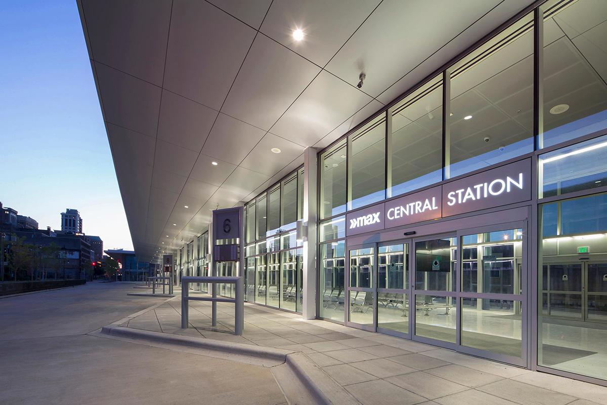 Birmingham Intermodal Facility</br><em>Birmingham, Alabama</em>|transportation architecture