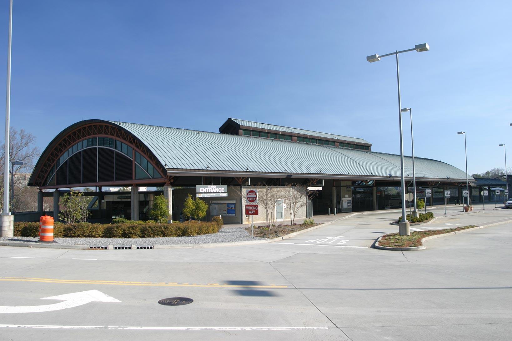 MARTA Medical Center Station_Vehicle Entry.JPG