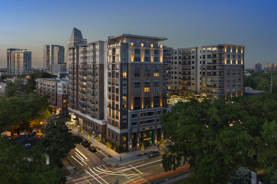The Ashley Gables Buckhead</br><em>Atlanta, Georgia</em>|marketratehousing architecture
