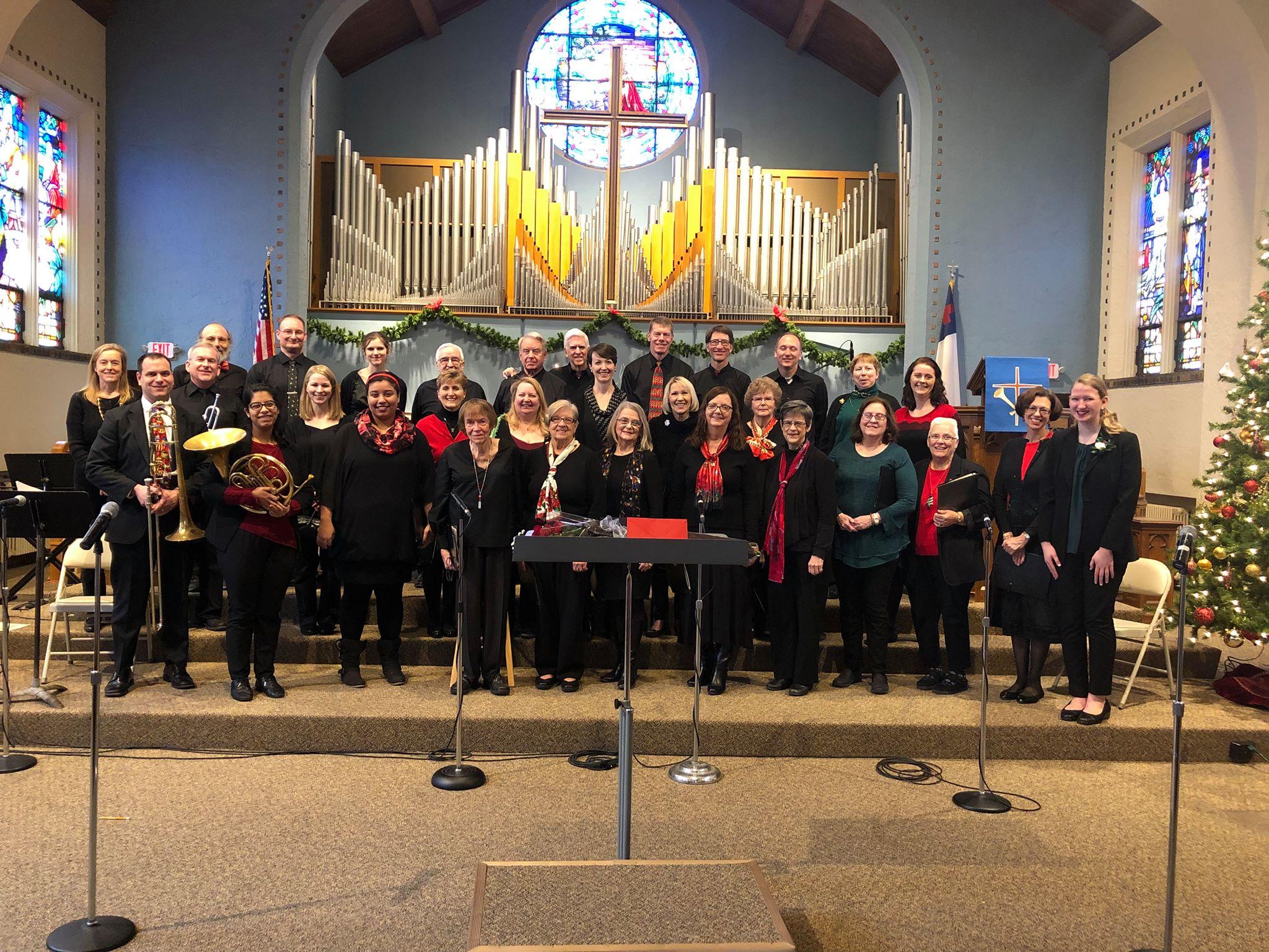Christmas Cantata 2018