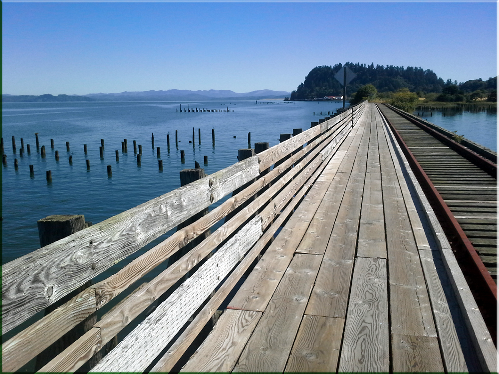 Riverwalk Trail, Astoria