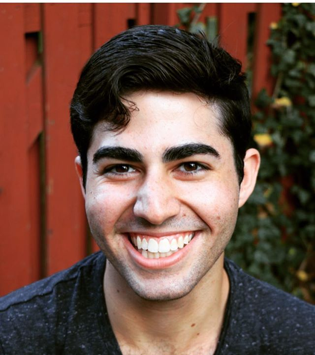 Happy 21st to our Lysander, @evanbrodsky ! Hard to believe he's just having his very first taste of booze. He swears. . . . . . #juneberrycollective #offoffbroadway #midsummernightsdream #queens #shakespeare #backyard