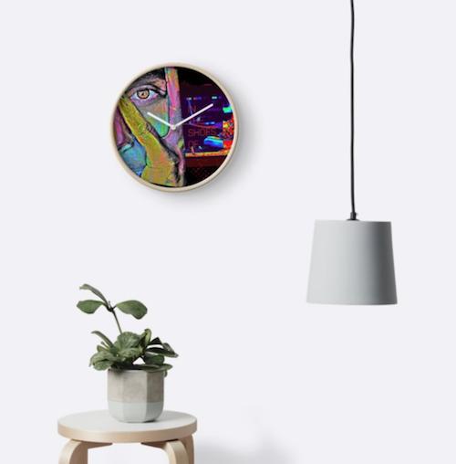 ITSO Wall Clock -