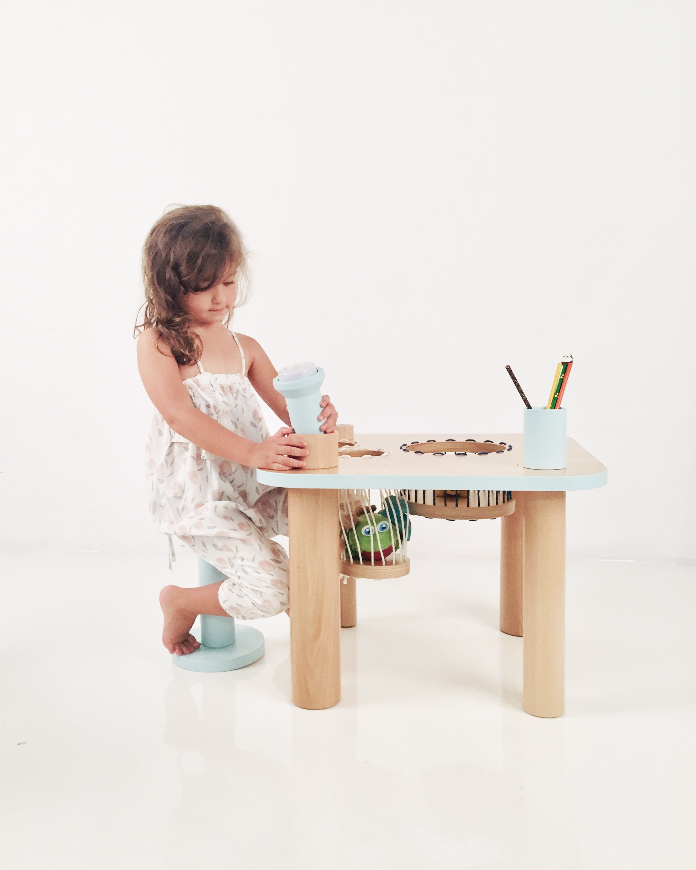 CHEESE TABLE - Play table for kids