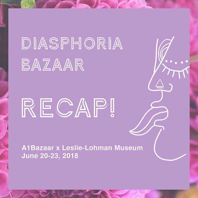 Diasphoria Bazaar at the Leslie-Lohman Museum was amazing! Thank you to everyone who came and supported! Swipe all the way to the end to see the magic that A1Bazaar can do to a space. ✨ ✨ ✨ Thank you to our A1 Family and Friends! ✨ Institutional Support: @leslielohmanmuseum and all staff! ✨ Volunteers: @sabrinabasu, @cmulls513, @akilluh ✨ Opening Night: @brindaguha, @roopama, Sai Raman, @djtikkamasala, Tenzin MP, @nabil.img, @u_majeed, @zulfikaralibhutto, @jltfilms, @workinhardmummy ✨ Art Exhibition: @itsjacobmarley, @mesmabelsare, @artqueerhabibi, @biche_bash, @ab_varaham, @shaanjahan, Danial Gondal, @nisha.pause, @_avina_, @sabah.c, @richbrowndad, @falalalalalak, @kamal_badhey, @amnesia.signups, @cemicool, @thahitun ✨ Pop-Up Shop: @diasporaco, @mieko_kawasaki, @u_majeed, @untamedanatomy, @kajalmag, @durgqa, @lala_ing_around, @che_studios, @brightandbluedesigns, @tiger.catcher, @parpo10, @l_enchanteur, @sabmeynert, @dique.art, @blackqueermagic, @_istani, @amaurathedino, @inshadycompany_, @alvina._b, @atifnyc, @blingistan, @gundistudios, @harmeetrehal, @ira.draws, @lisepie ✨ Special shoutout: @newinc, @newmuseum