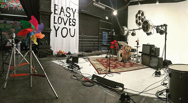 We're happy to have our friends @easylovesyou back in the space for Dream Salon #2!!! See you all tomorrow night!