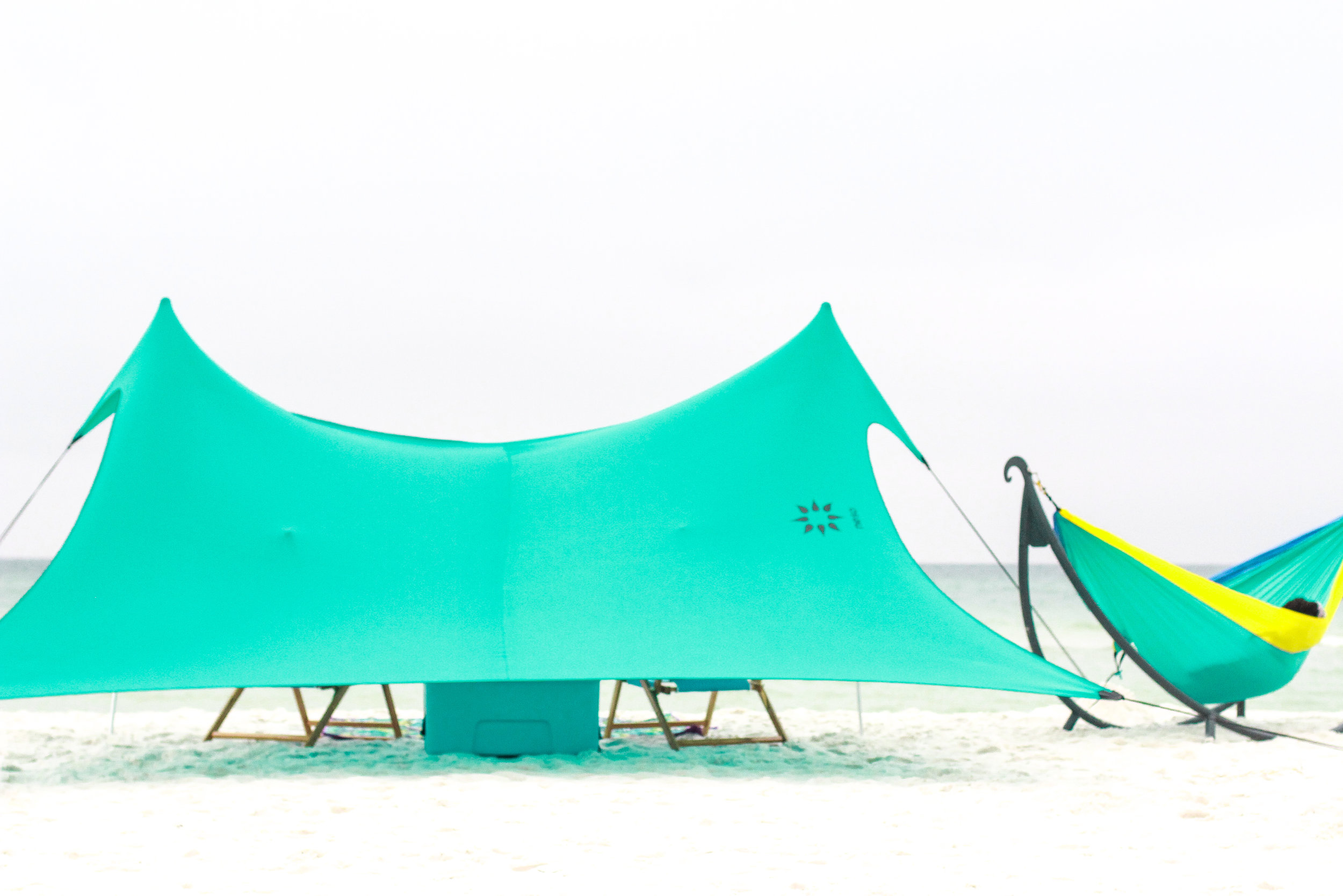 Shade Tents - $40 a day (tent & 2 low profile beach chairs)Lightweight & Easy To AssembleCall 850-249-0552