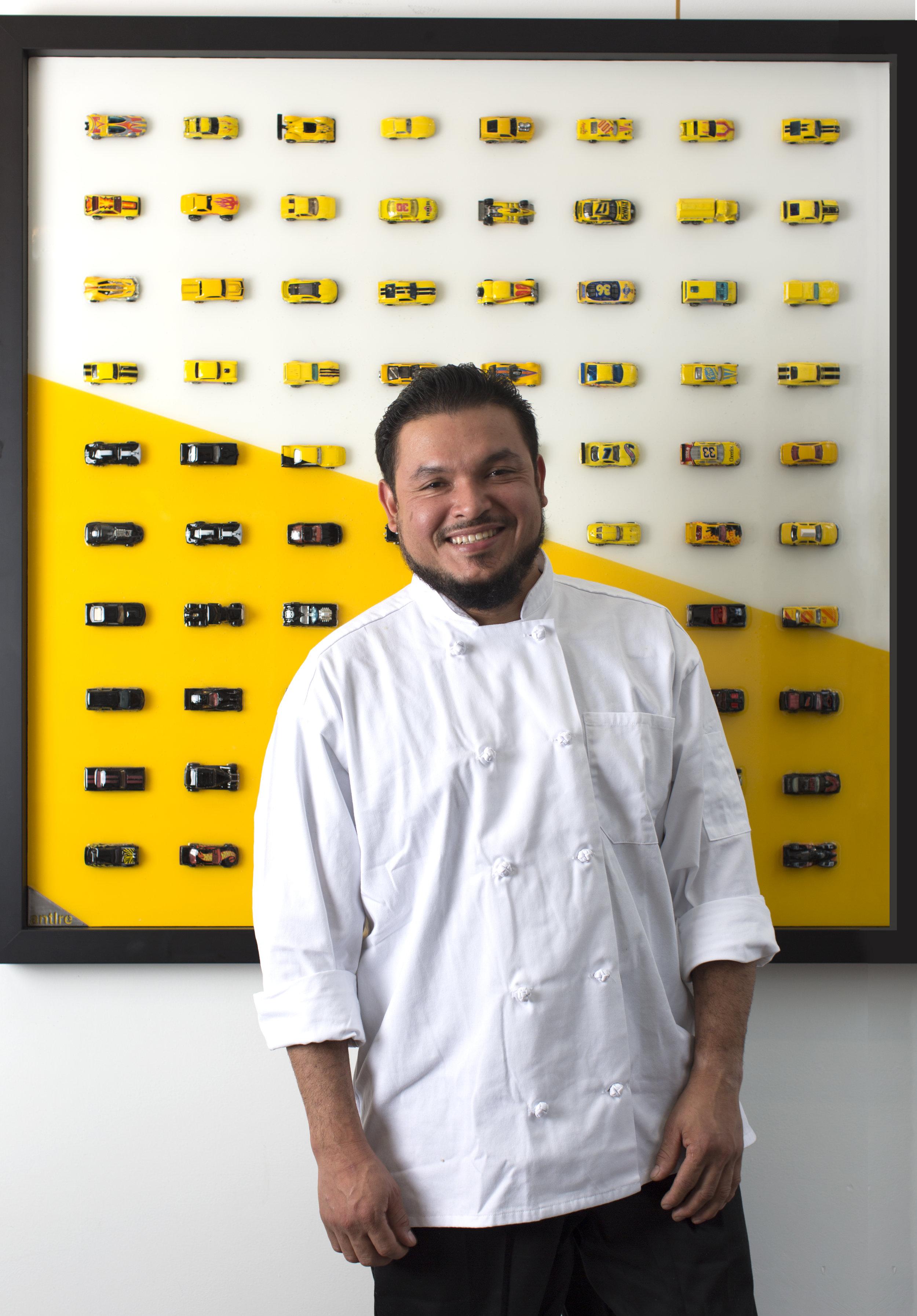 BANDIT Head Chef Melvin