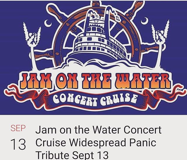 Join us in Charleston next Friday 9/13 for our first Jam on the Water Concert!  https://www.facebook.com/events/2999977340073589/?ti=as