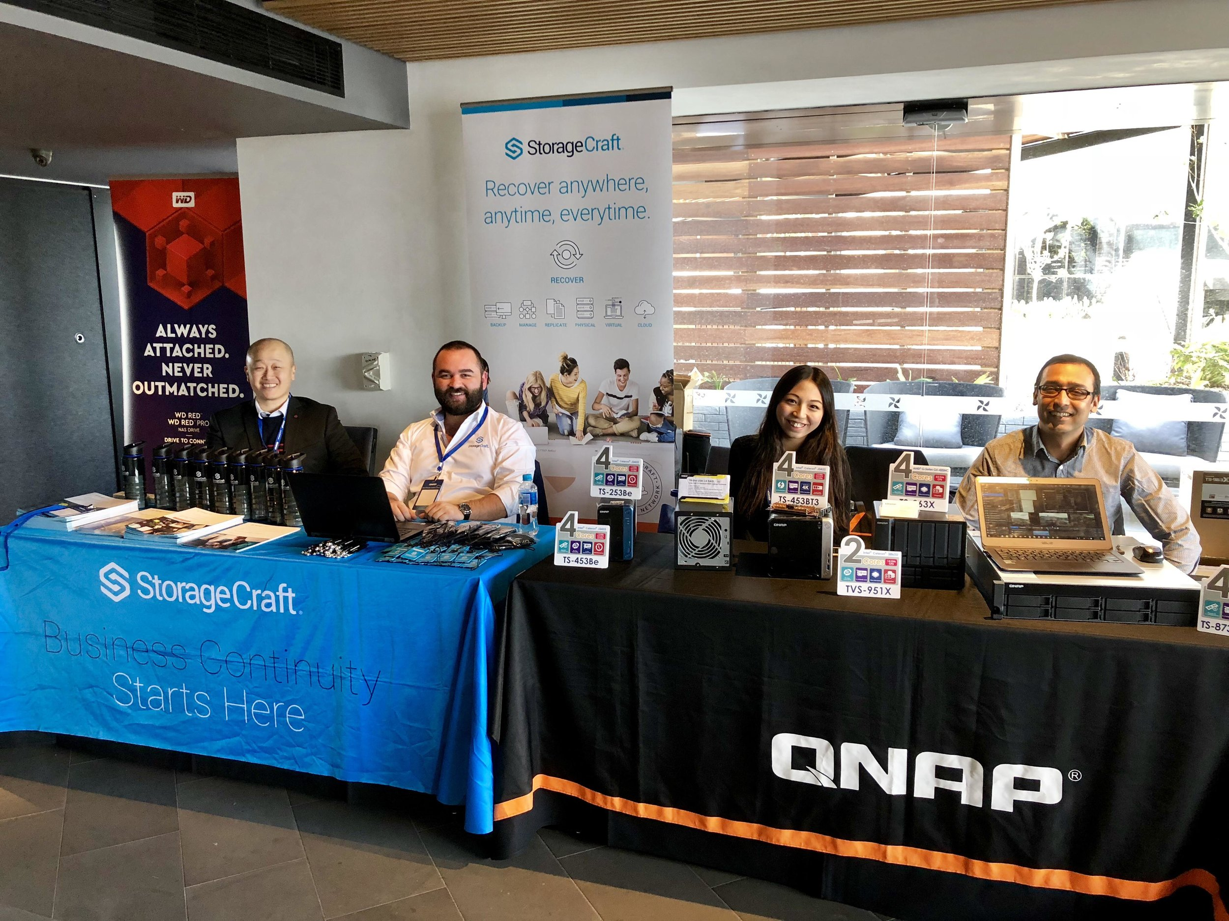QNAP And Partners