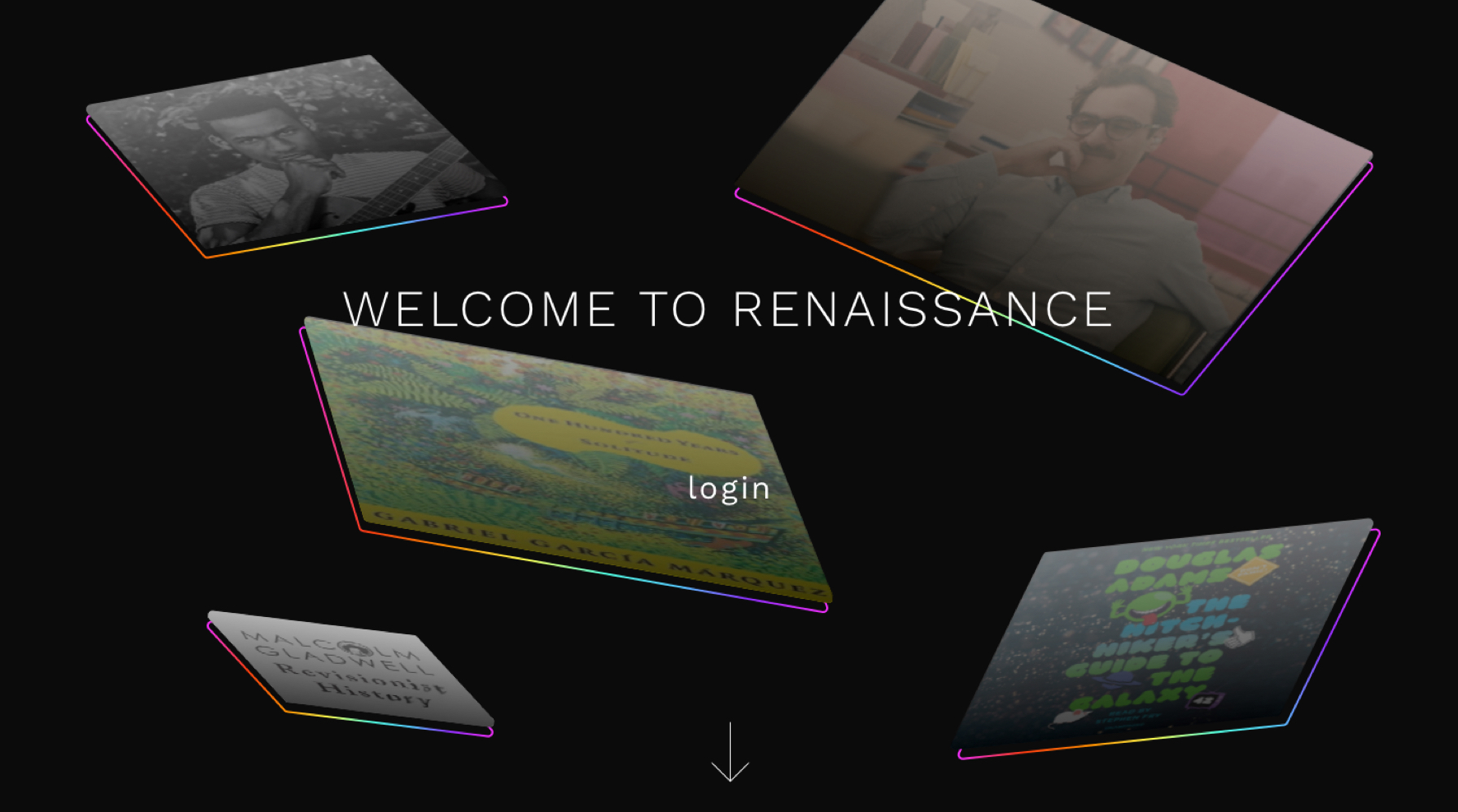 Renaissance Noah Semus Spring 2018