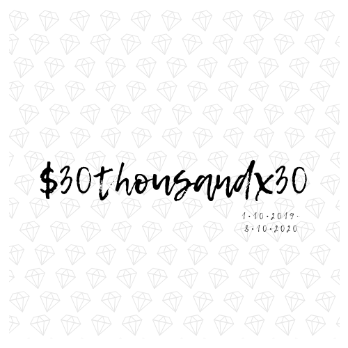 A birthday campaign curated by Diamond S. Taylor. The goal is to raise $30,000 by August 10, 2020 for different organizations located in Memphis, TN and Nashville, TN.  Once you submit your donation, I will send out quarterly emails detailing progress and ways for you to donate your time to being the change at one of the organizations that interests you.