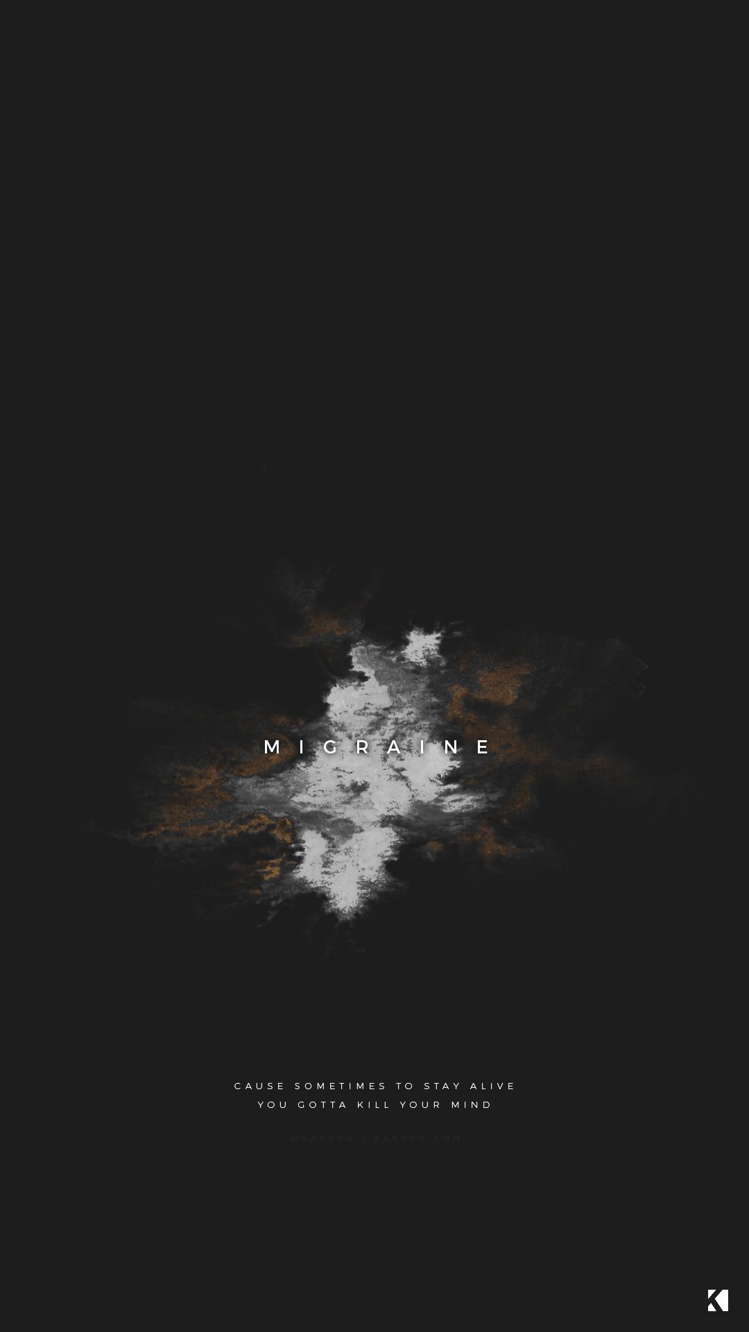 Vessel Lyrics | Photography + Wallpaper Design by KAESPO Creative