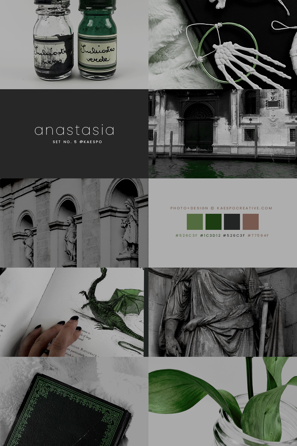 Emerald Aesthetics & Photography by KAESPO Design + Branding